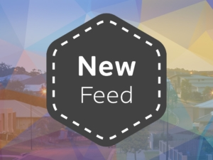 New Feed Sticker for iDashboard Products