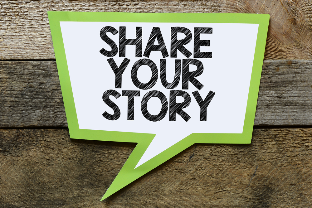 Image of Share your Story